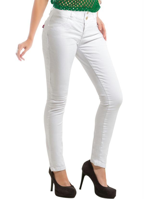Calça Feminina (Branca)
