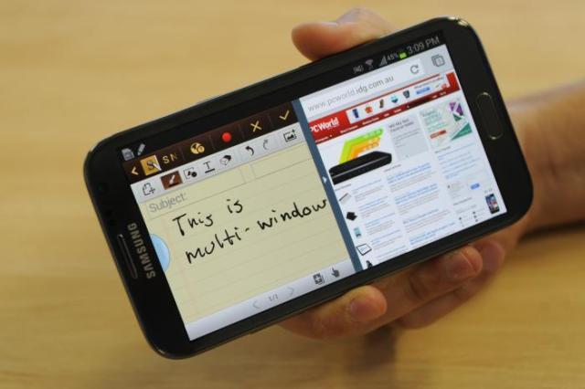 plus contenu smartphones plus grands