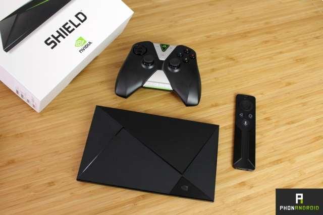 Nvidia Shield TV 2015