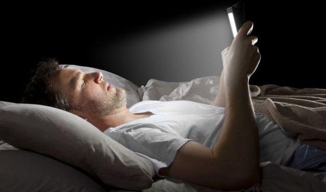derives smartphone sommeil