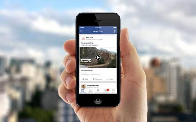 Facebook vidéo son