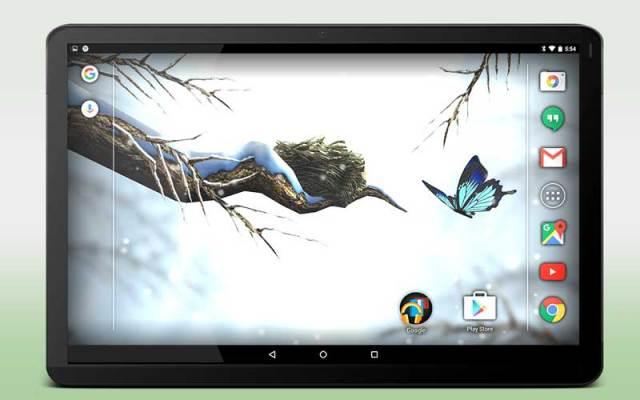 Fonds écran animé android