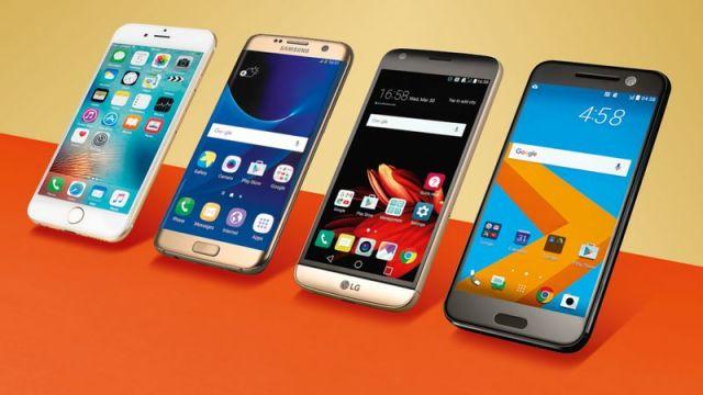 ventes smartphones france