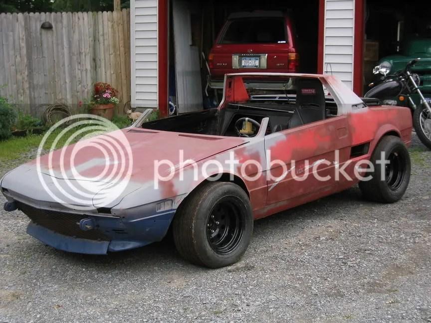Learn me Fiat/Bertone X1/9 Grassroots Motorsports forum