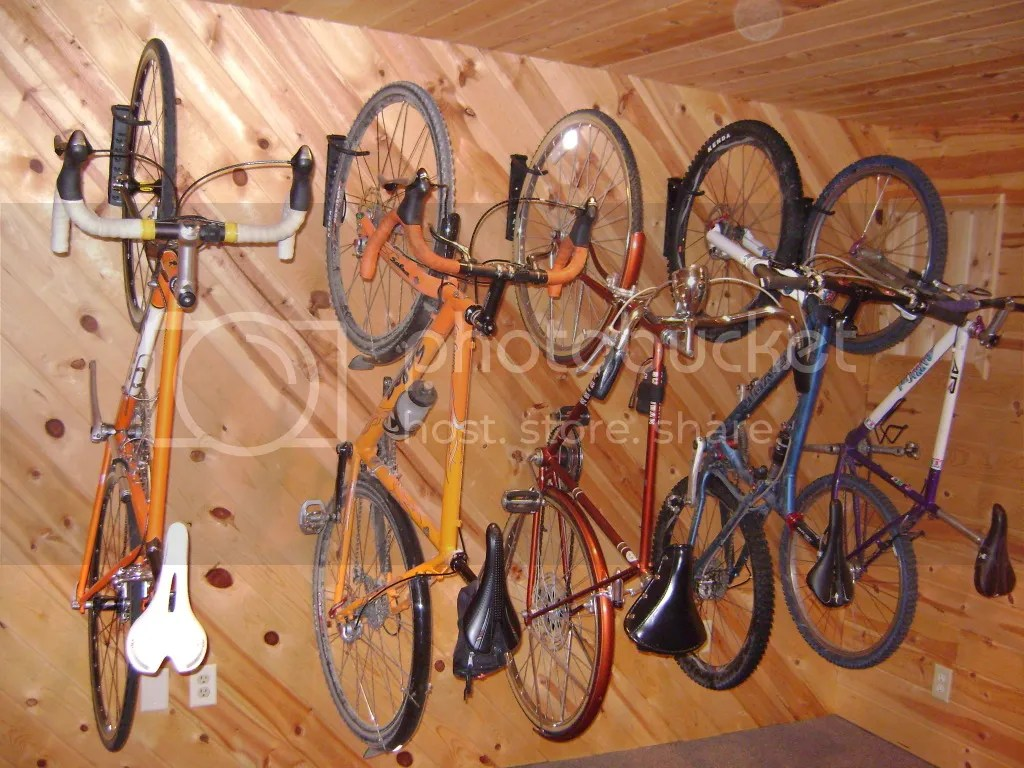 Garage Journal Bike Storage Bicycle Storage Solutions The Garage Journal Board