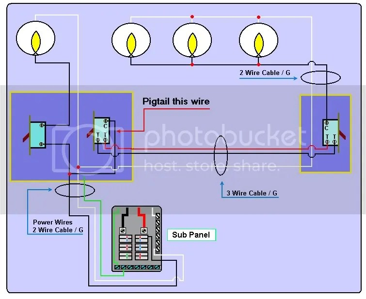 3 way switch wiring diagram power into wiring a way switch way and