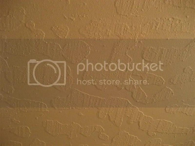 Knock Down Ceiling Texture - Fill Or Remove? - Remodeling - Diy