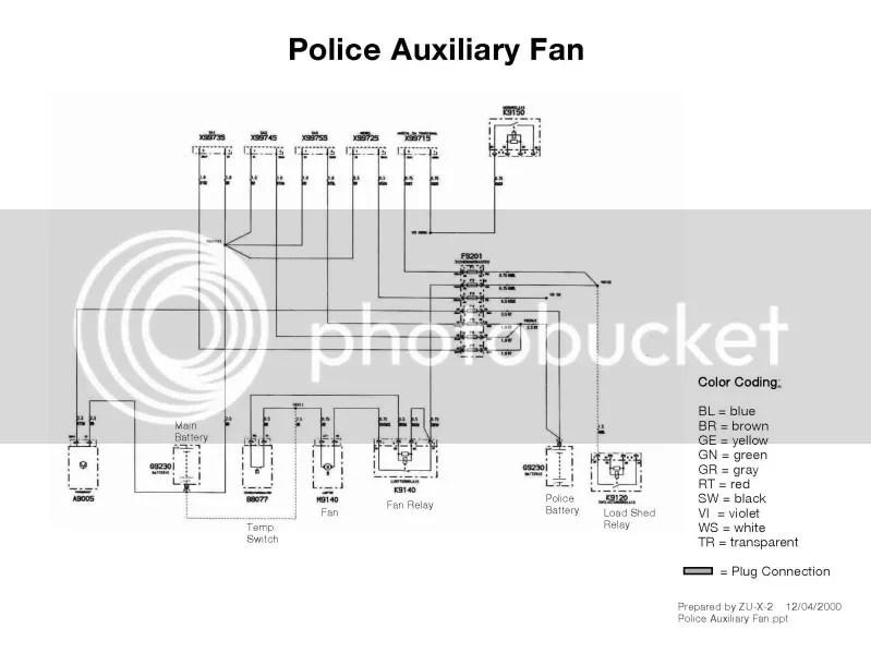 Cooler Fan Wiring