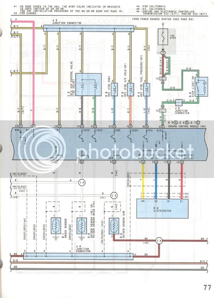 5sfe Wiring Diagram Engine Wiring Diagram, Subaru Wiring Diagram