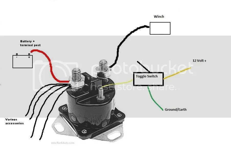 12 Volt Solenoid Wiring Diagram Download Wiring Diagram