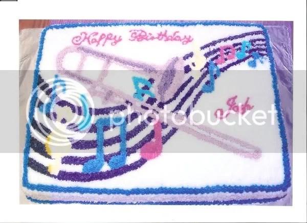Zimbabwe Open University Wikipedia Josh Sheet Birthday Cake Music Notes And Trumbone Photo By