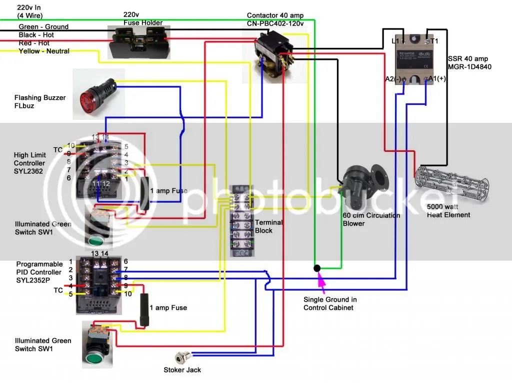 Pid Wiring Diagram 220v - 32depo-aquade \u2022