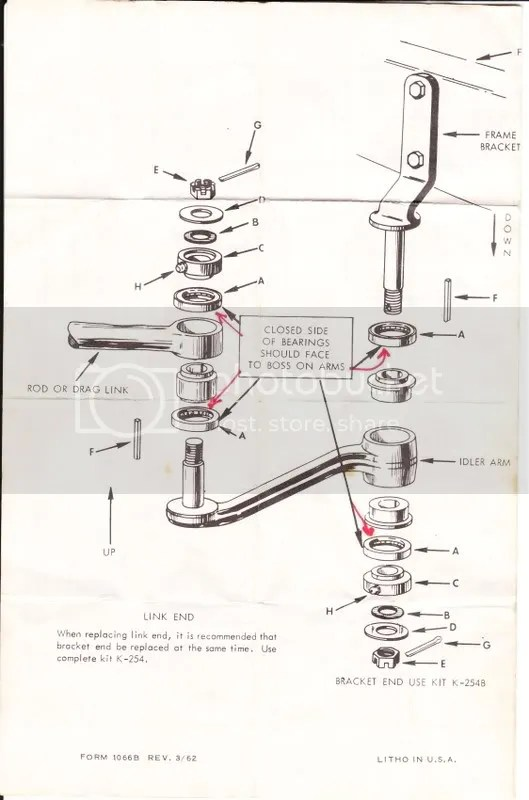 Ccp Idler Arm Diagram Wiring Diagram