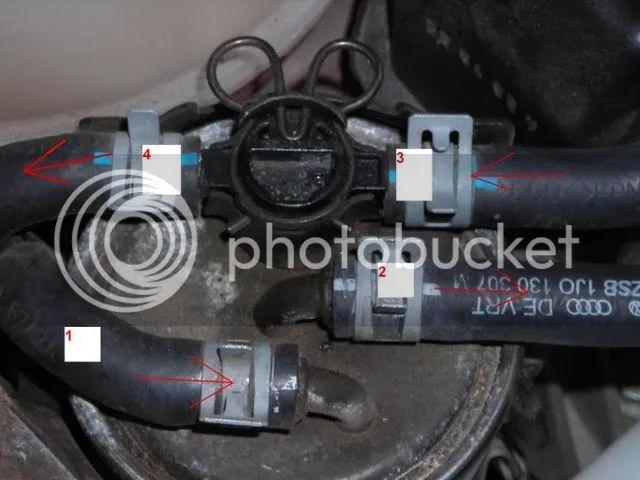 2009 audi a4 fuel filter