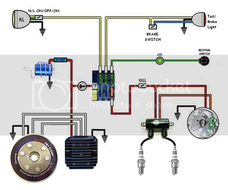 Yamaha Xj650 Maxim Wiring Diagram Electrical Circuit Electrical
