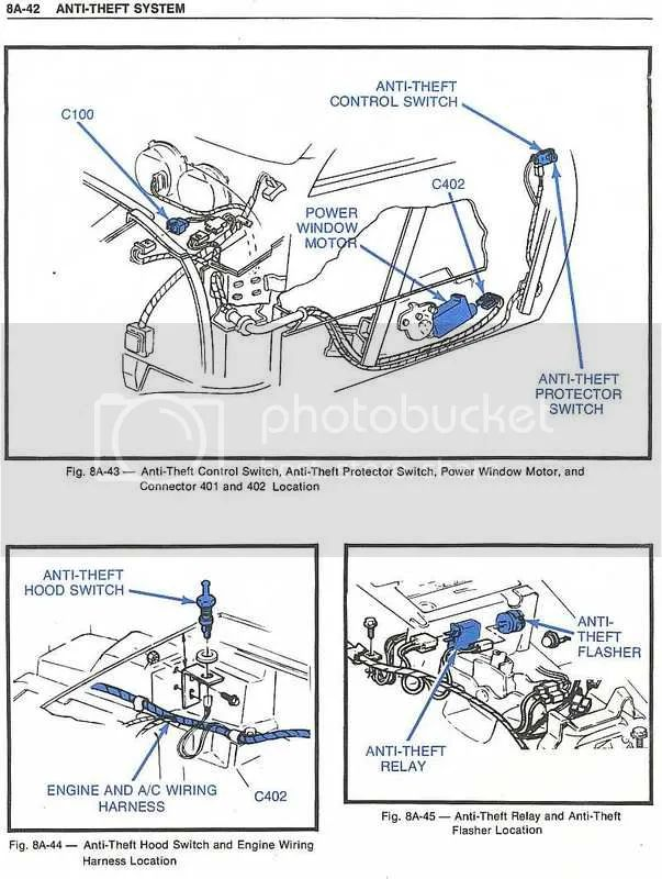1980 corvette power door lock wiring diagram