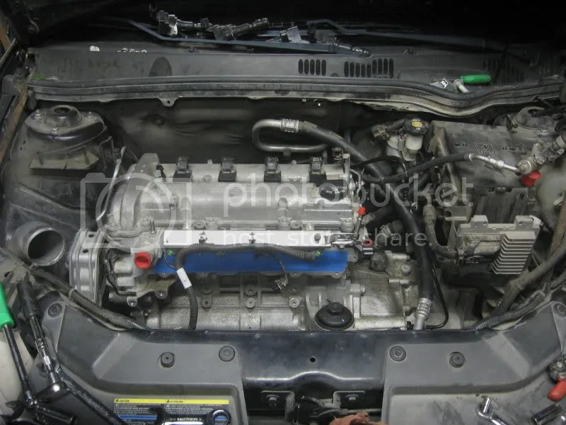 How to L61 to LE5 conversion (lots of pics) - Cobalt SS Network