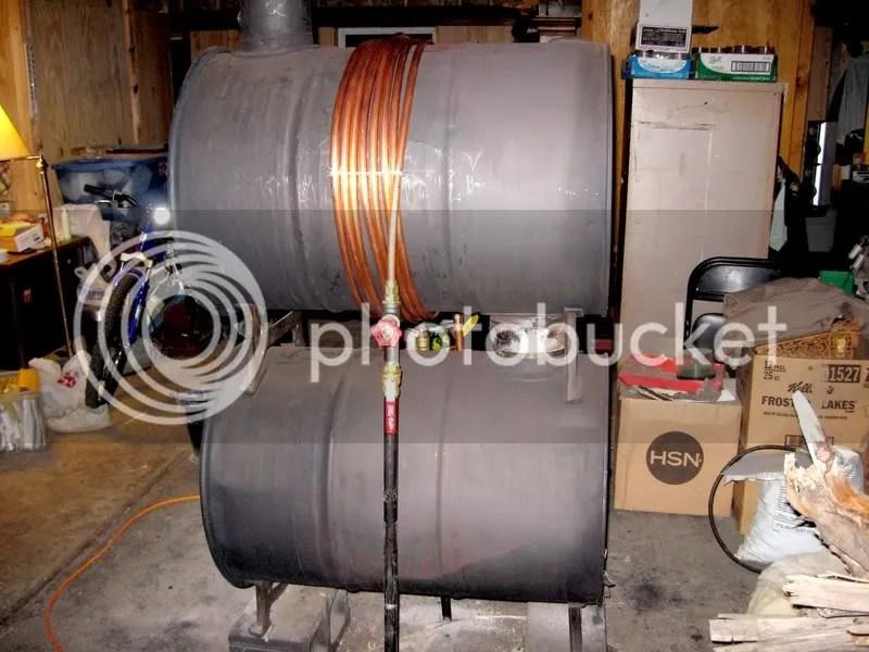 barrel heater wood stove kits