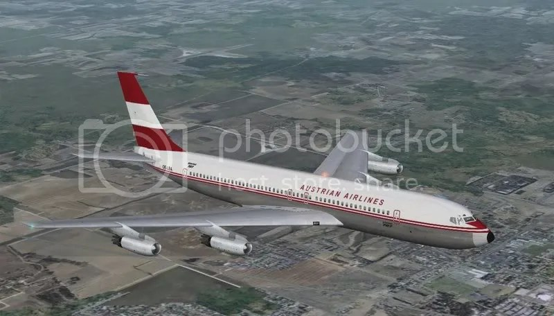 Austrian Airlines 707-329 HJG Message Boards Austrian Airlines - boeing aerospace engineer sample resume