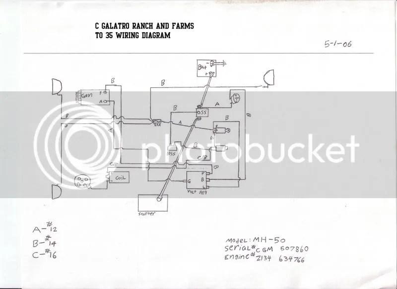 Yanmar Diesel Tractor Electrical Diagram - Carbonvotemuditblog \u2022