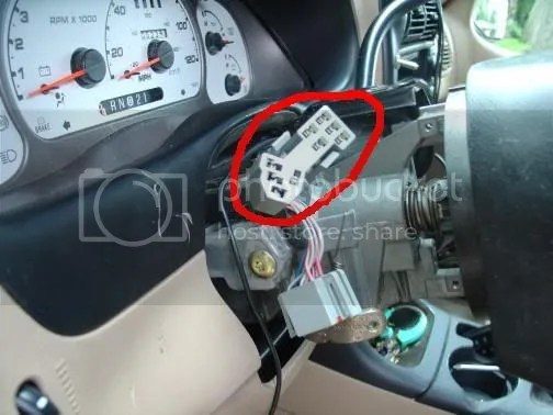 90-93 Multifunction switch wiring pinout?? - Ford Mustang Forums