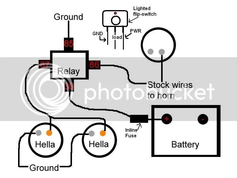 wrx hella t one wiring diagram