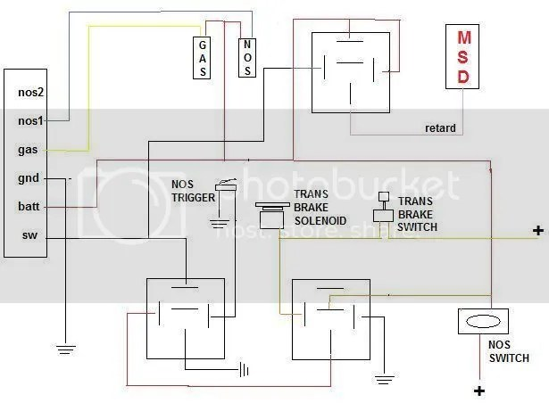 Nitrous Oxide Wiring Diagram Wiring Diagrams