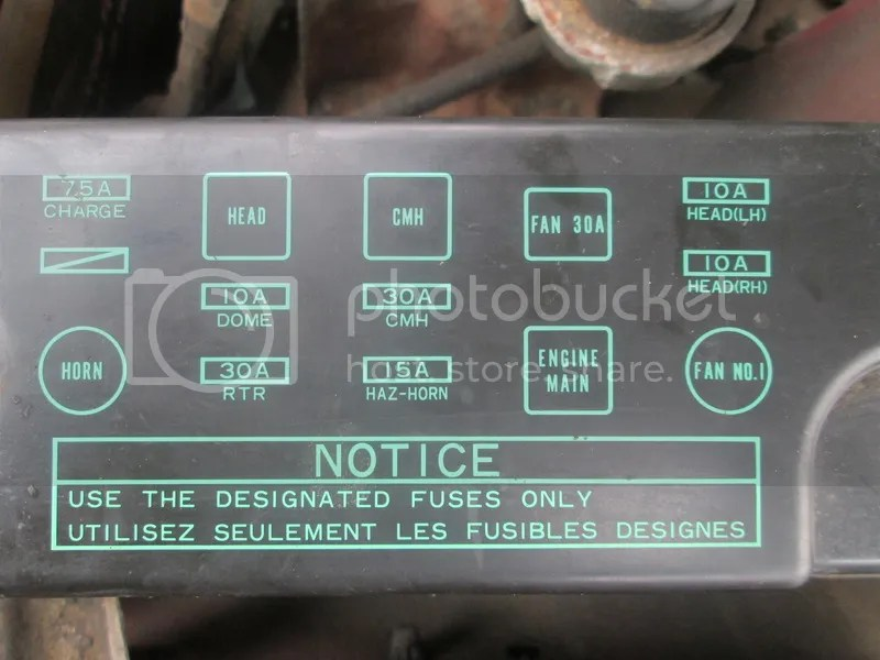 89 Corolla Fuse Box Online Wiring Diagram