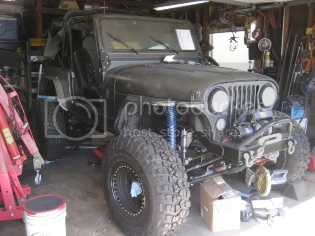 Jeep Cj Coil Spring Conversion Wiring Diagram 2019