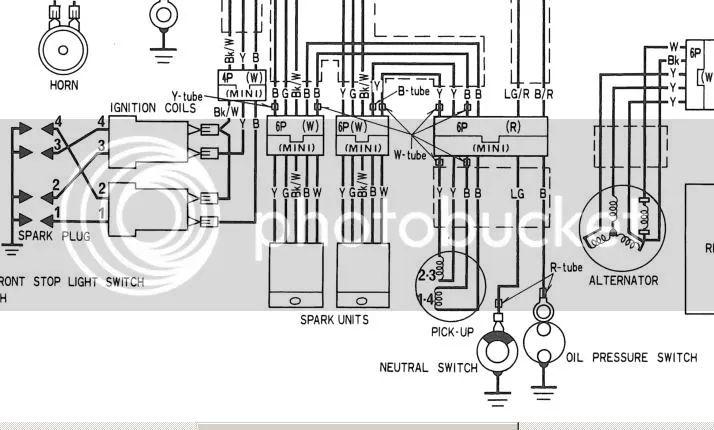 wiring a pulse generator honda