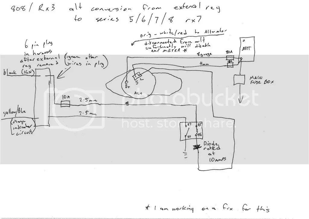 Mazda 6 Alternator Wiring Diagram Wiring Diagram