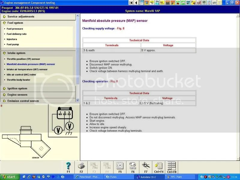 Peugeot 306 Gti 6 Fuse Box Wiring Diagram