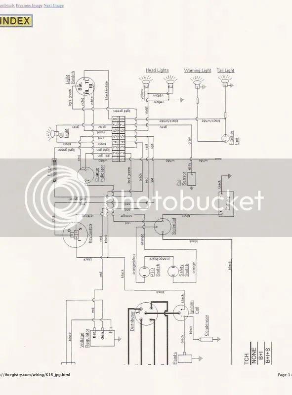 cub cadet 154 wiring diagram