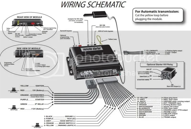 bulldog security rs82 wiring diagram