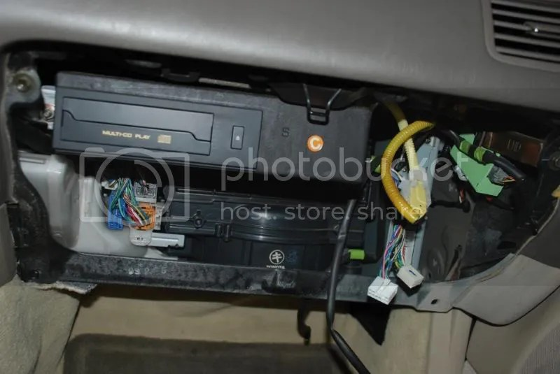 Radio Install DIY add-on - Page 2 - ClubLexus - Lexus Forum Discussion