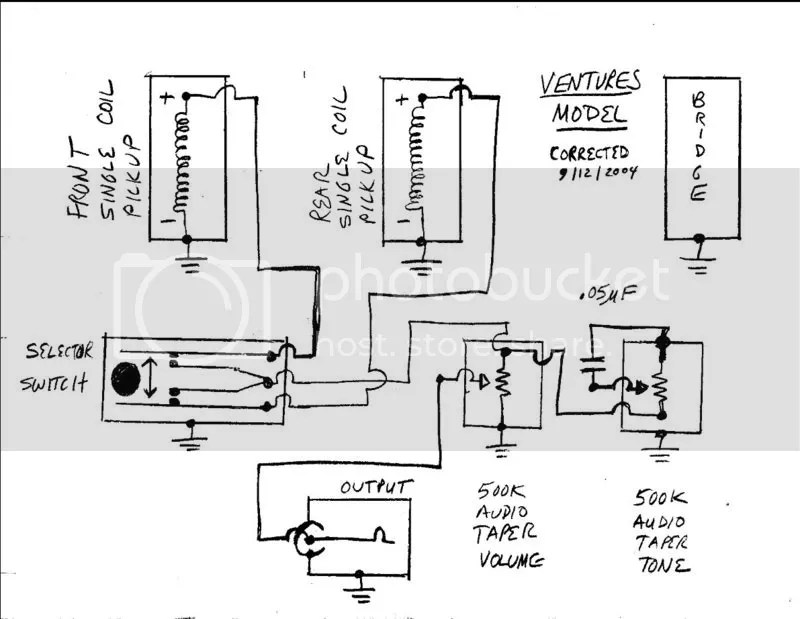 Mosrite Wiring Diagram - Wiring Diagrams