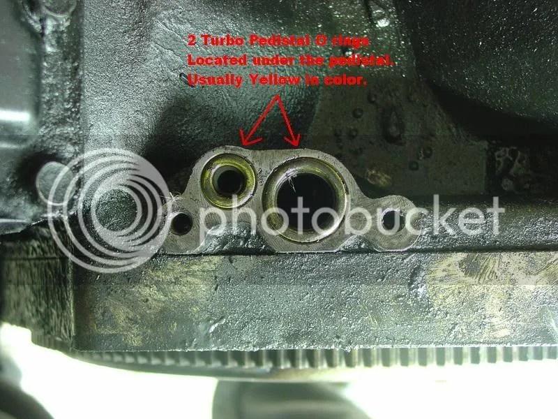 99-03 73 oil leak diagnosis - Ford Powerstroke Diesel Forum