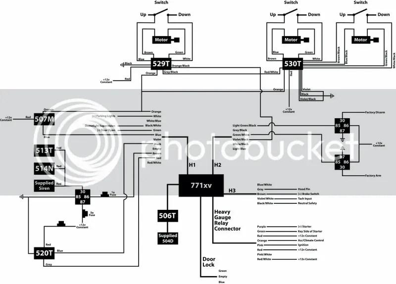 2004 Subaru Forester Remote Start Wiring Diagram
