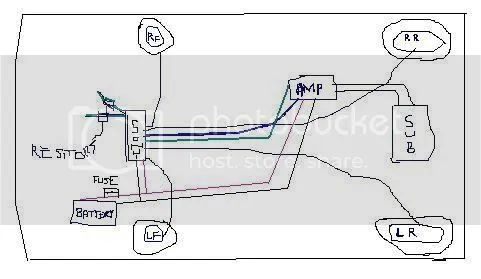 1992 corvette bose wiring diagram