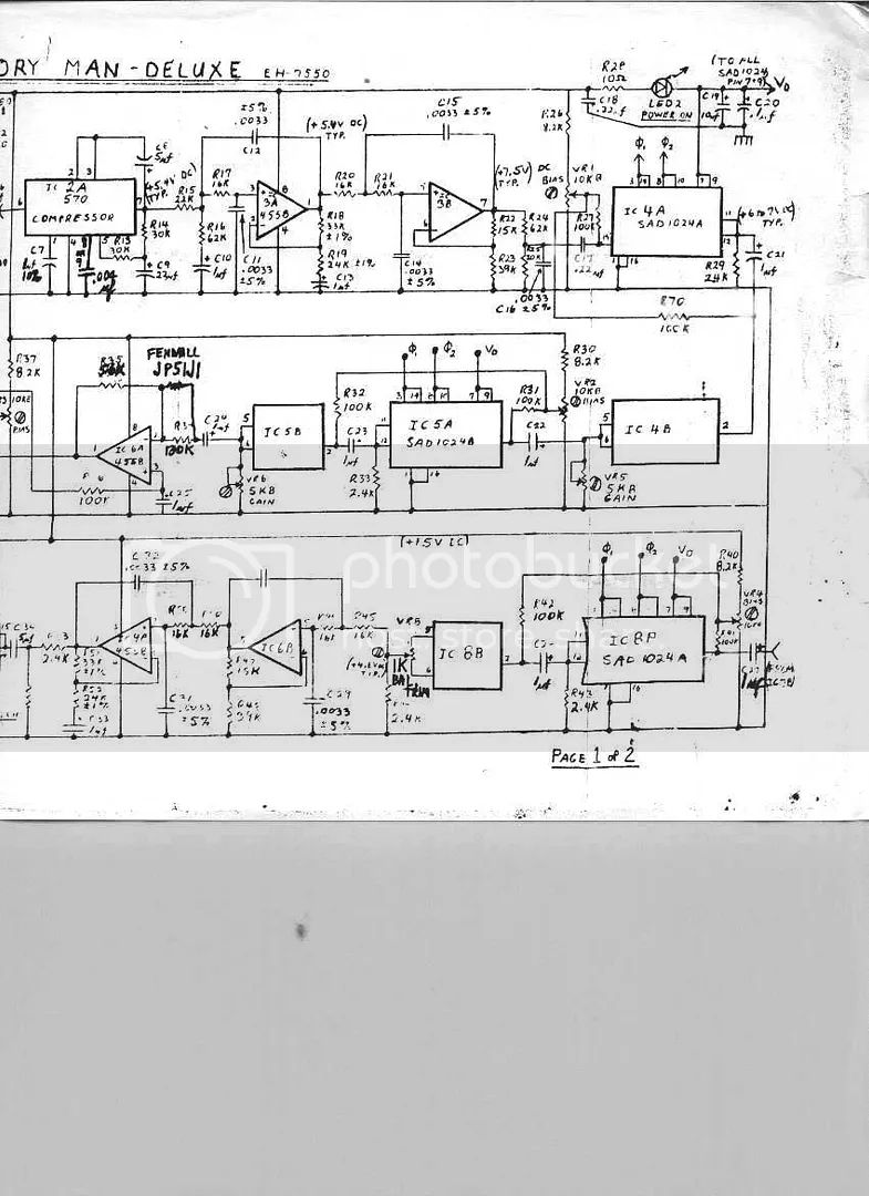 memory schematic