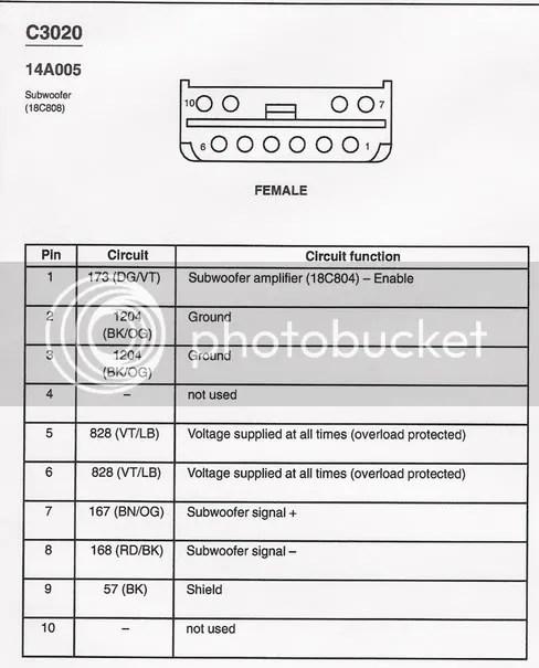 2005 Ford F150 Subwoofer Wiring Diagram - Wwwcaseistore \u2022