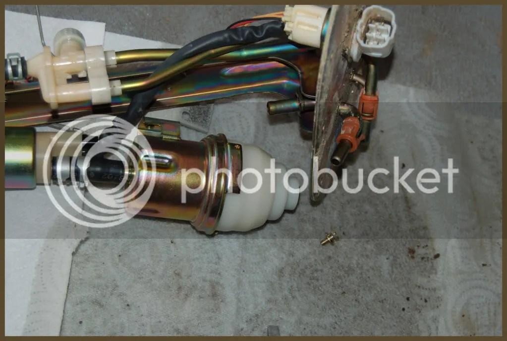 GD Fuel Filter Replacement - Subaru Impreza WRX STI Forums IWSTI