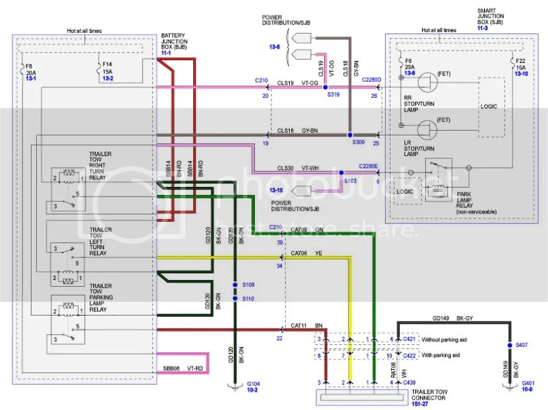 Ford Escape Wiring Wiring Diagram
