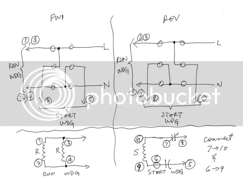 drum switch wiring schematic wiring diagram for reversing motor