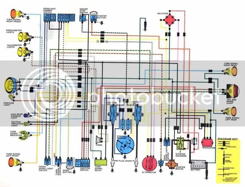 1994 Honda Shadow 600 Wiring Diagram - Carbonvotemuditblog \u2022