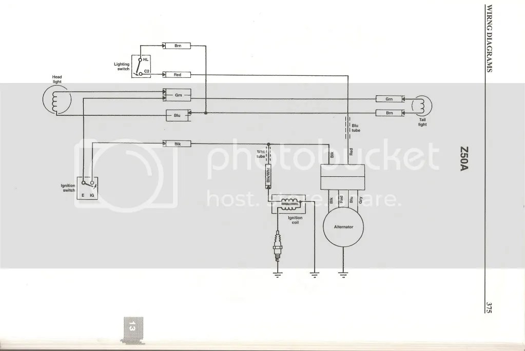 Honda Z50 K3 Wiring Diagram car block wiring diagram