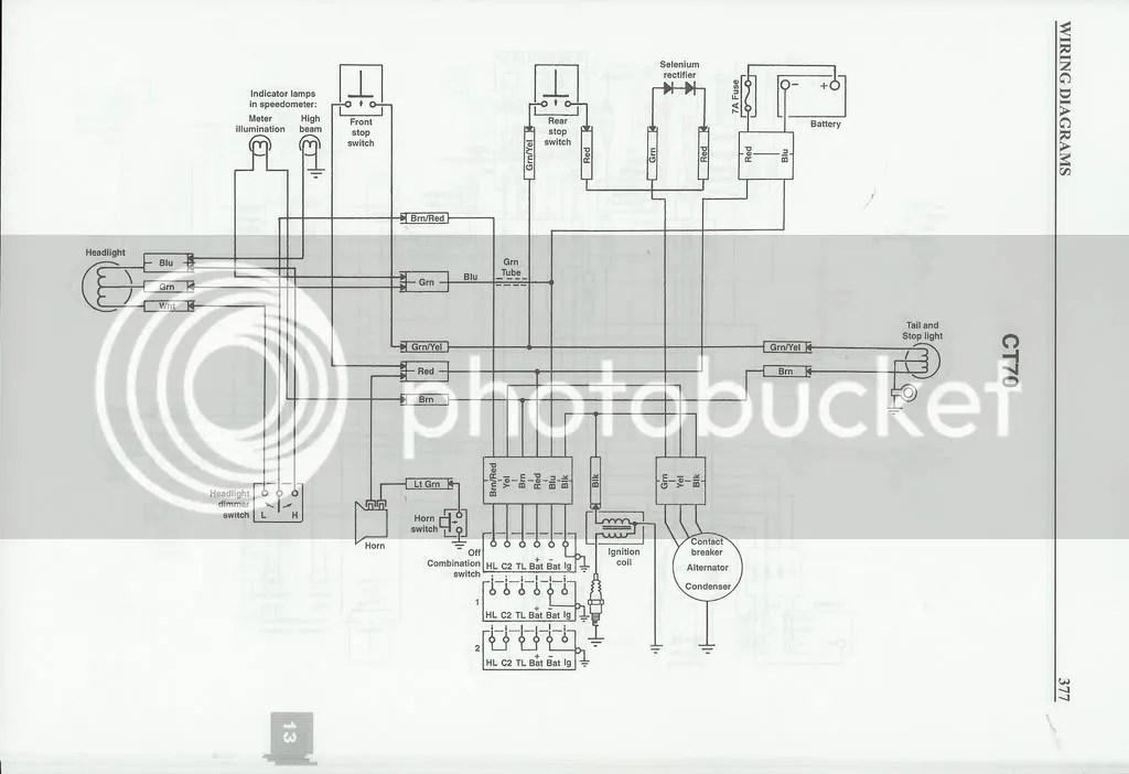 Ct70 Wiring Diagram - Wiring Diagram Progresif