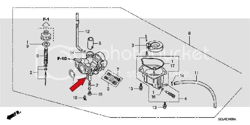 wiring diagram honda crf 230l