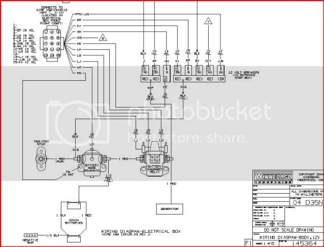winnebago battery solenoid wiring diagram wiring