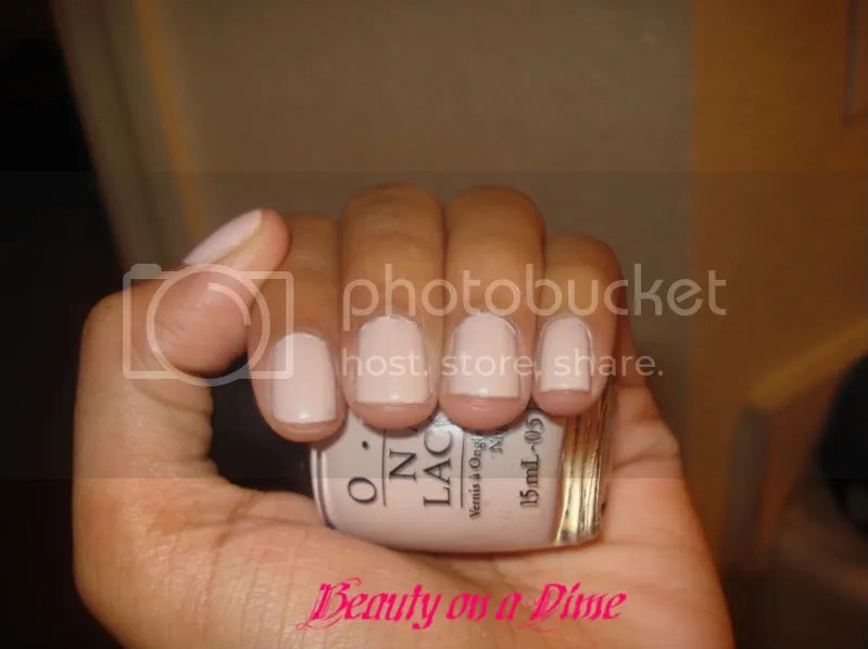 The Gallery For Gt Opi Light Pink Nail Polish
